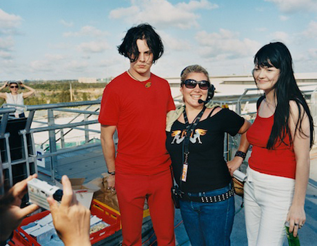 The White Stripes Get Their Own Photo Book
