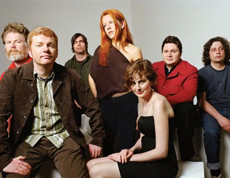 The New Pornographers Finish New Album