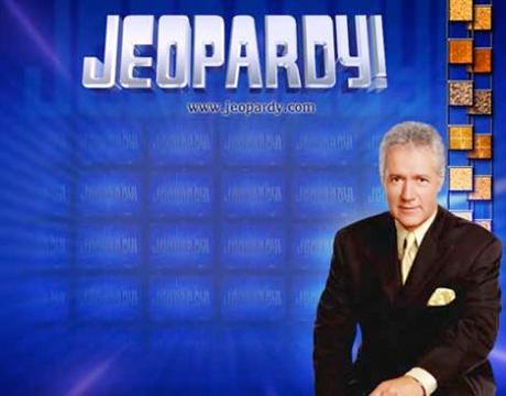 <i>Jeopardy!</i>'s Alex Trebek Goes Auto-Tune