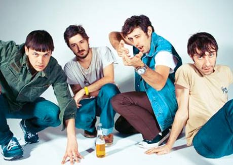 "Black Lips Prepping ""Finely Tuned"" New Album"
