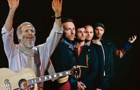 Cat Stevens Eager to Make Peace with Coldplay