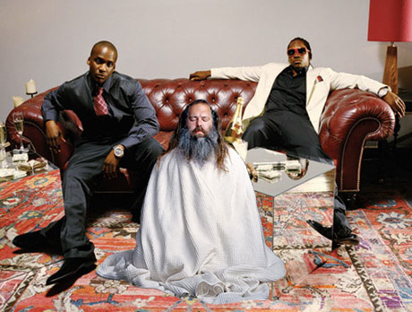 Rick Rubin Working with Clipse