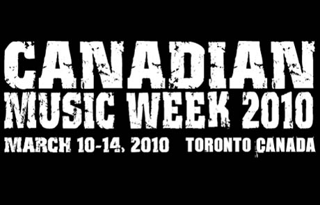 Constantines, Great Lake Swimmers, Joel Plaskett and RJD2 Among Headliners at Canadian Music Week 2010