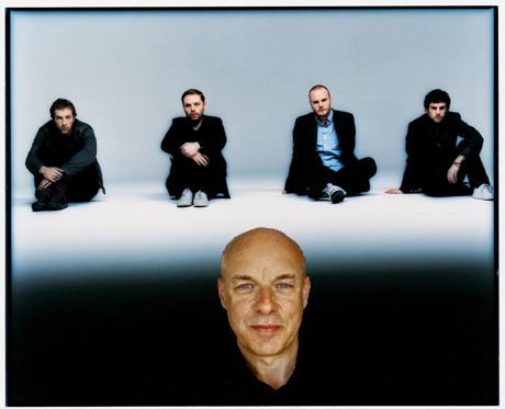 "Brian Eno Talks Coldplay's ""Fresh"" and ""Quiet Different"" New Album"