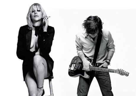 No Love from Courtney for Ryan Adams