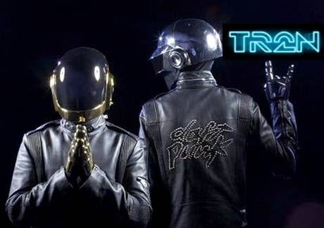 More New Daft Punk Music From <i>Tron: Legacy</i> Supposedly Leaks, Sounds Completely Bogus