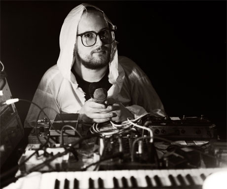 Dan Deacon Plots New EP and Two Albums