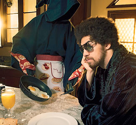Danger Mouse Stays Guarded About Already-Recorded New Material