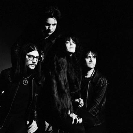 "The Dead Weather ""Blue Blood Blues"" (live on <i>Letterman</i>)"