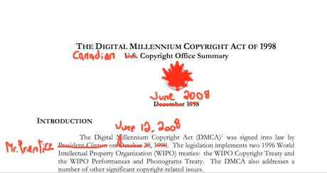 DMCA Reaction Part 2: American Federation of Musicians in Favour of Copyright Bill