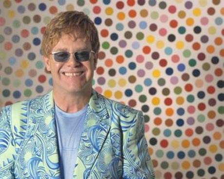 Elton John Joins New Queens of the Stone Age Album