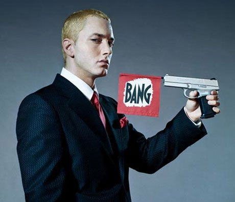 Eminem Sued For 2006 Washroom Beating