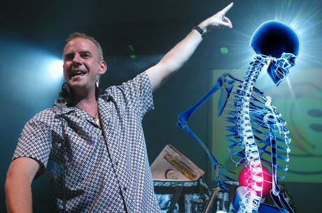 DJing Is Backbreaking Work Says Fatboy Slim