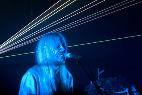 Karin Dreijer Andersson Done with Fever Ray and the Knife?