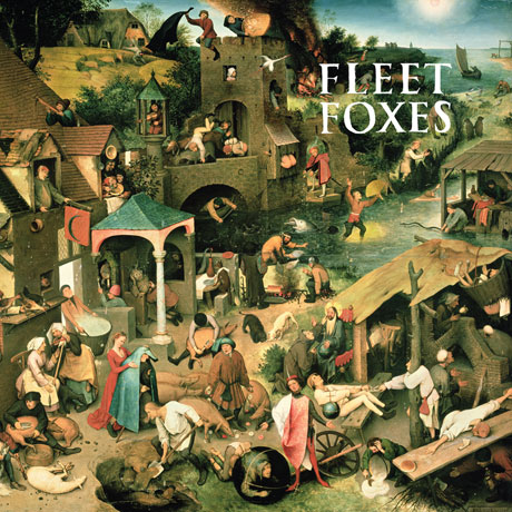 Fleet Foxes Win Best Art Vinyl Award For Album Cover