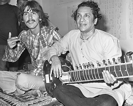 George Harrison and Ravi Shankar Box Set on the Way