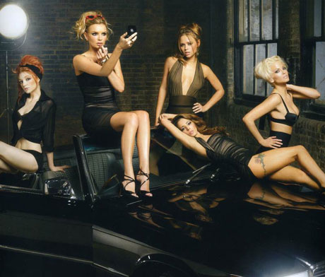 Girls Aloud To Get <i>Out of Control</i> On November 10