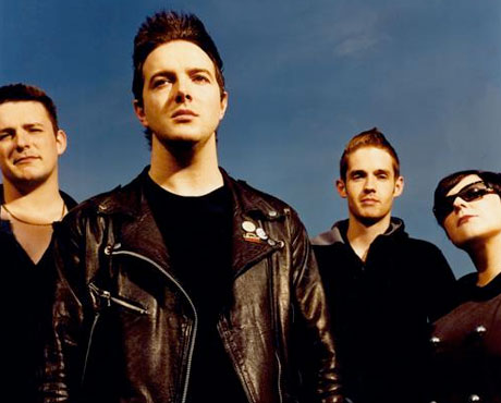 Glasvegas Take Art Brut's Advice and Move to L.A. to Begin Work on Sophomore Album