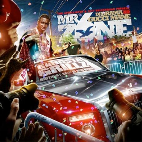 Gucci Mane <i>Mr. Zone 6</i>