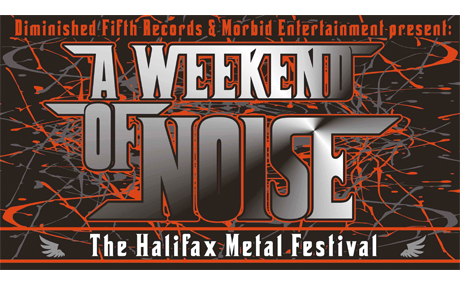 Halifax Metal Festival Promises a Weekend of Noise with Fuck the Facts, Necronomicon, Hellacaust
