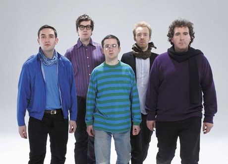 Hot Chip Working On New Album, Joy Division and Vampire Weekend Covers
