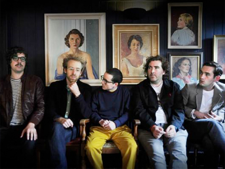 "Hot Chip ""I Feel Bonnie"" ft. Will Oldham (video)"