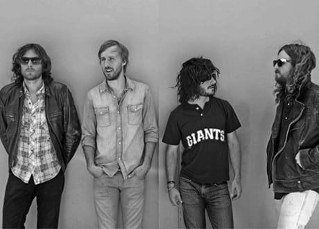 J. Roddy Walston and the Business Talk Debut Album