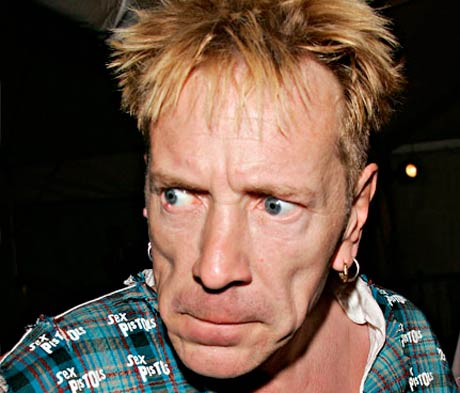 Johnny Rotten Accused of Assaulting Assistant, Dropping the C-Bomb