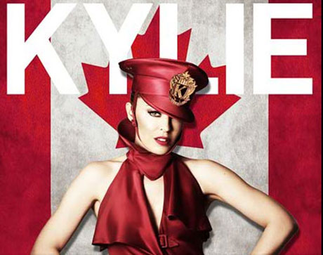 Kylie Announces North American Dates