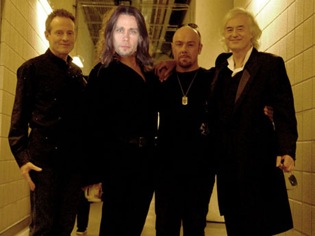 WTF? Led Zeppelin To Replace Robert Plant With Creed's Replacement Singer?