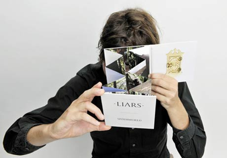 Liars Fold Out <i>Sisterworld</i>'s Wild Deluxe Packaging