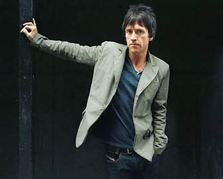 Johnny Marr Prepping Solo Album 'The Messenger' for February Release