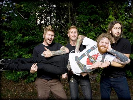 Mastodon Announce New Live Album