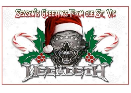 Win a Christmas Day Phone Call From Megadeth's Dave Mustaine
