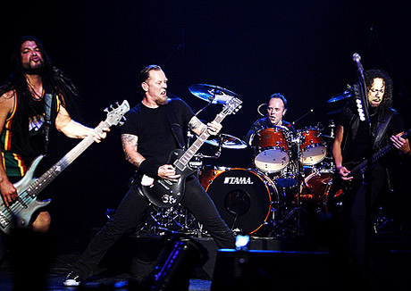 Metallica / Lamb of God / The Sword GM Place, Vancouver BC, December 2