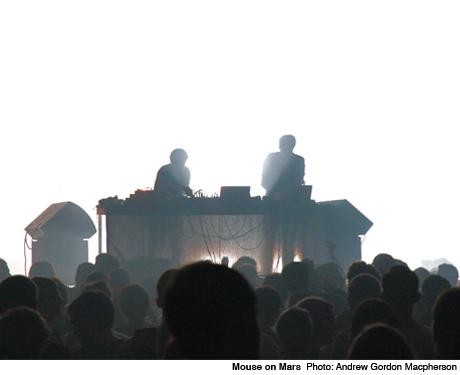 MUTEK featuring Mouse on Mars, Matmos, King Midas Sound, Ikonika, Nathan Fake Montreal QC June 2-6