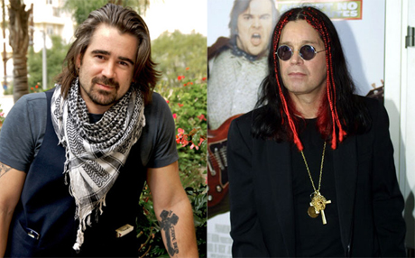 Colin Farrell to Play Ozzy Osbourne in Biopic?