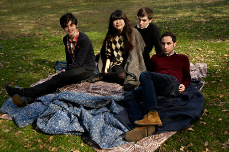 The Pains of Being Pure At Heart Announce More North American Dates