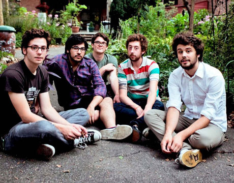 "Passion Pit ""The Reeling"""