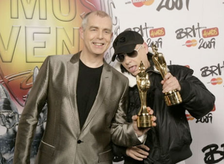 Pet Shop Boys, Duffy, Kings of Leon Big Winners at the BRIT Awards