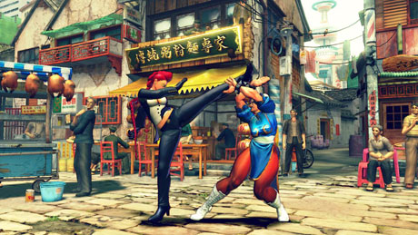 Street Fighter IV PS3 / Xbox 360