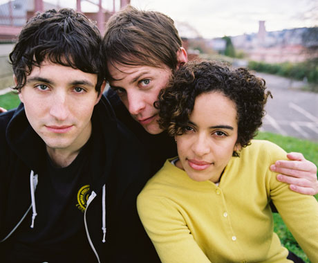 The Thermals' Hutch Harris
