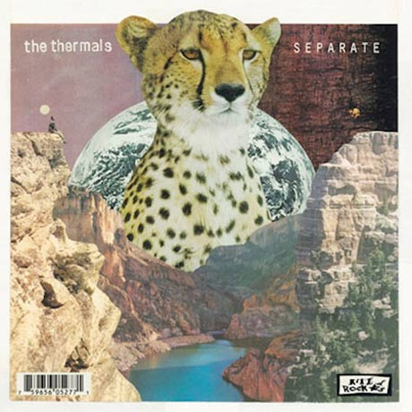 "The Thermals ""Separate"""