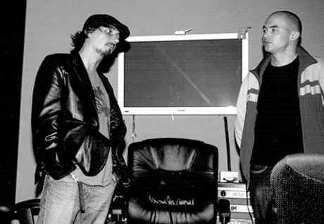 Amon Tobin and Joe Chapman Prep Two Fingers Debut