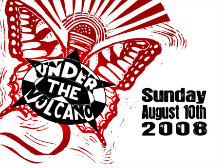 Under the Volcano Festival Details Announced