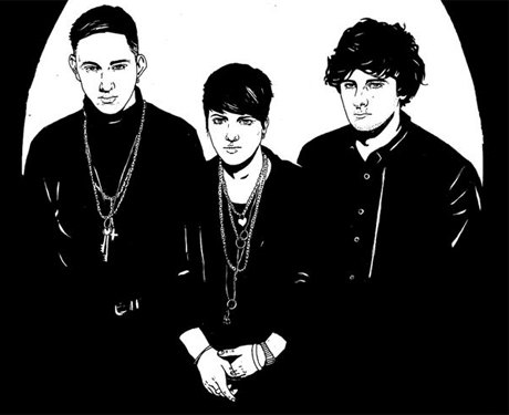 The XX Take 2010 Mercury Prize