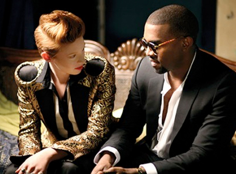 "La Roux ""In for the Kill"" (Kanye West remix)"
