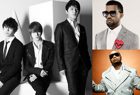 "JYJ ""Ayyy Girl"" (ft. Kanye West and Malik Yusef)"
