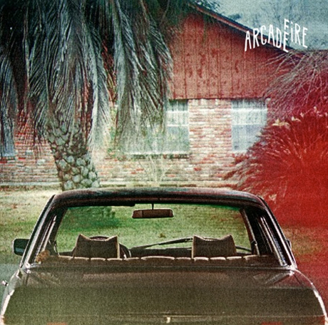 Arcade Fire Announce New LP