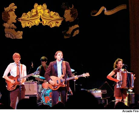 Spike Jonze and Arcade Fire Reportedly Working Together on Short Film